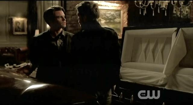 The Vampire Diaries S3x13 Klaus and Elijah