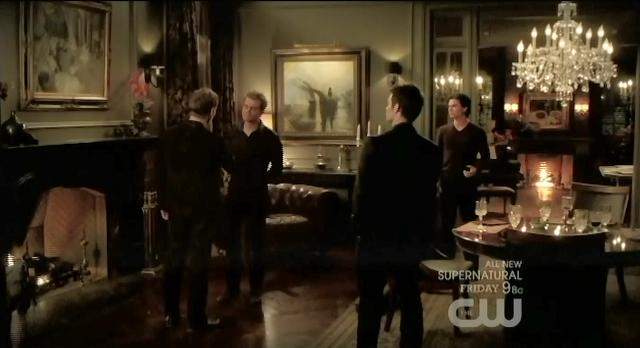 The Vampire Diaries S3x13 Klaus making deal with Stefan