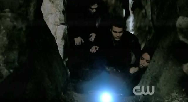 The Vampire Diaries S3x13 Stefan and Damon find Bonnie