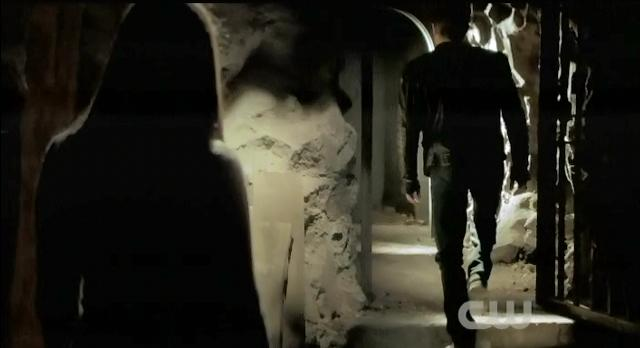 The Vampire Diaries S3x13 Stefan walking away from Elena