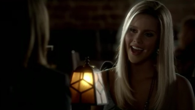 The Vampire Diaries 3x16 - Rebekah, a.k.a. She-Devil
