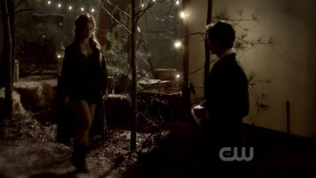 The Vampire Diaries 3x16 - Hot and seductive Sage