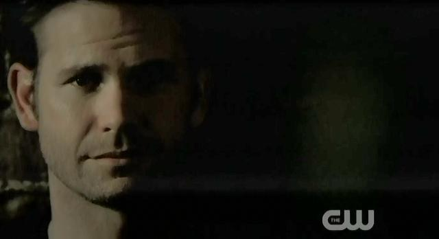 The Vampire Diaries S3x19 Alaric in cellar