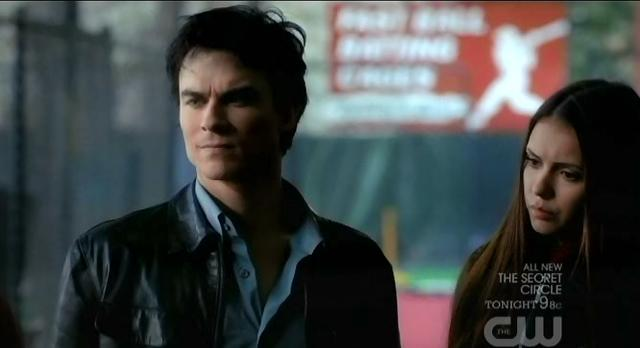 The Vampire Diaries S3x19 Damon and Elena