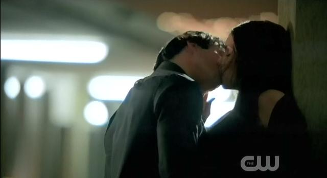 The Vampire Diaries S3x19 Damon and Elena's love scene