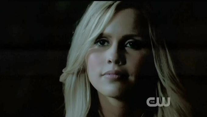 The Vampire Diaries S3x19 Rebekah revealing herself as Esther