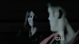 The Vampire Diaries S3x19 Rose appearing to tell Jeremy that Damons better for Elena