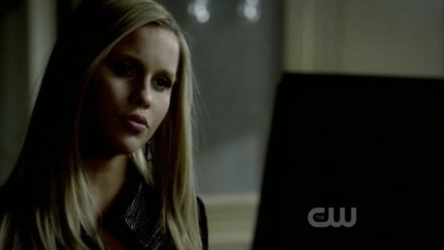 The Vampire Diaries 3x20 - Rebekah as Esther