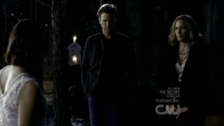 The Vampire Diaries S3x20 - Elena, ALaric and Esther