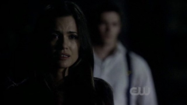 The Vampire Diaries 3x20 - Maredith Fell turns out to be a great and in love girl as she farewells Alaric