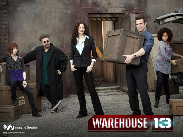Warehouse 13 &#8220;Don&#8217;t Hate The Player&#8221; or Facing Your Biggest Fears!