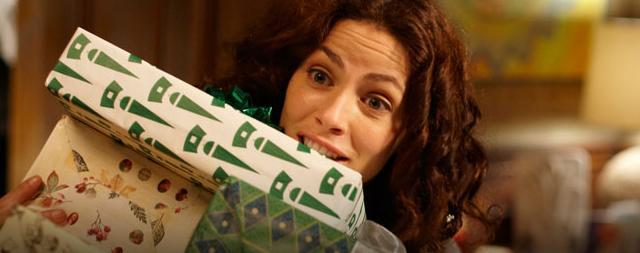 Warehouse13 - Myka gift image. Click to learn more at Syfy!