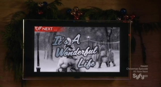 Warehouse 13 S3x13 - Its A Wonderful Life