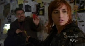 Warehouse 13 S3x13 - They need Claudia