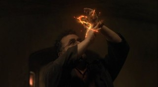 Warehouse 13 S4x01 - Artie activates the Astrolabe