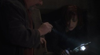 Warehouse 13 S4x01 - Claudia retrieves the Astrolabe artifact