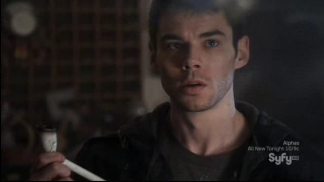 "Warehouse 13: ""Personal Effects"" or Artifacts Galore Featuring Brian J. Smith!"