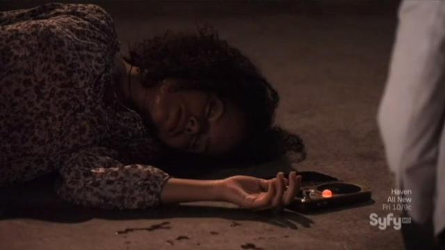 """Warehouse 13: """"We All Fall Down"""" or Artie Joins The Dark Side of the Living and the Dead!"""