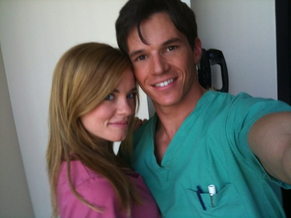 Melanie and Nathan
