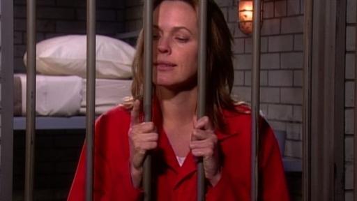 Nicole in jail