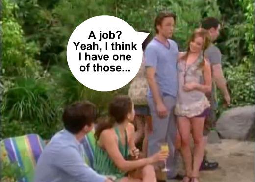 A job?