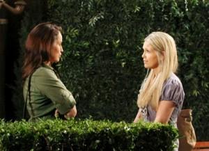 Carly and Jennifer
