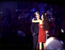 Philip and Chloe at the Last Blast Dance