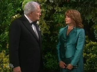 Sans Vivian; Victor and Maggie's budding romance!