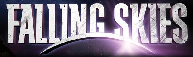 Falling Skies Banner Logo - Click to visit at TNT