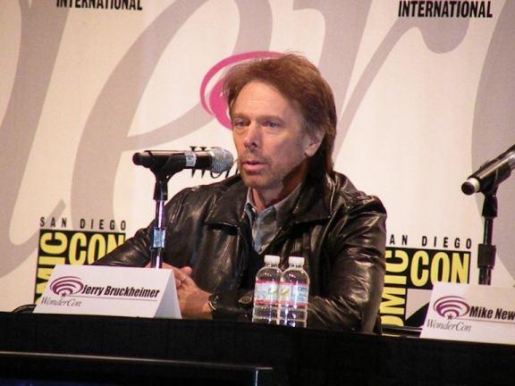 Jerry Bruckheimer at WonderCon 2010!