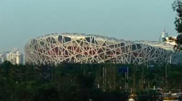 Karate Kid Olymic Stadium Beijing