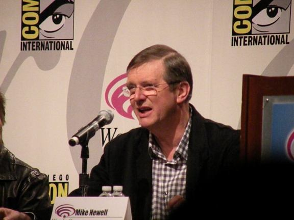 Mike Newell at WonderCon 2010!