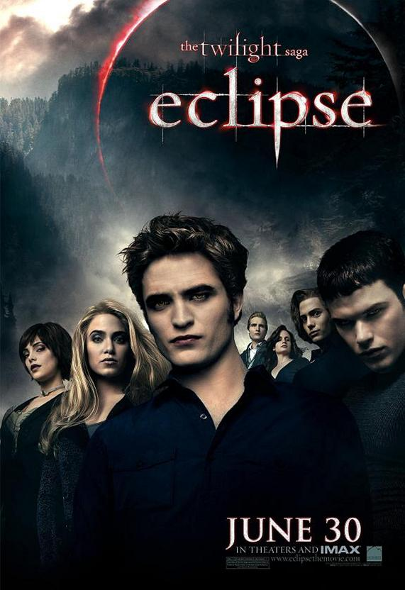 Extended Twilight Eclipse Nine Minute Sneak Peak!