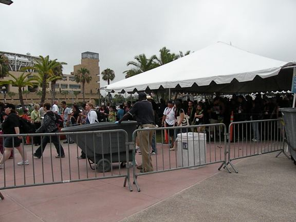 CCSD Line for Hall H
