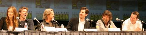 2010 Comic Con Tron Legacy Panel All