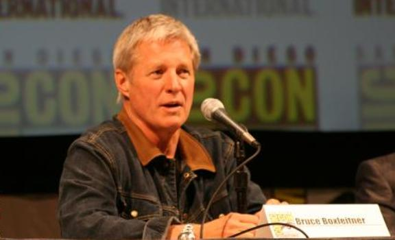 2010 Comic Con Tron Legacy Panel Bruce Boxleitner