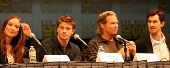2010 Comic-Con Tron Legacy Panel