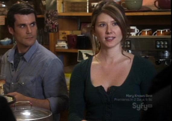 Sheldon and Loretta
