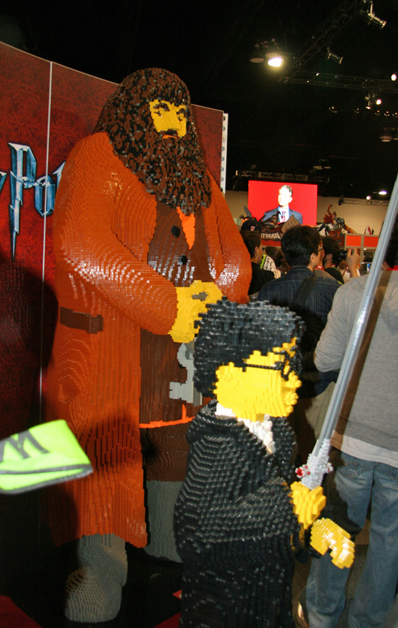 Lego Harry Potter characters