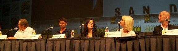 Summit Entertainment Panel at Comic-Con!