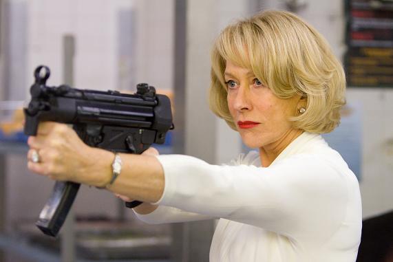 Helen Mirren in RED!