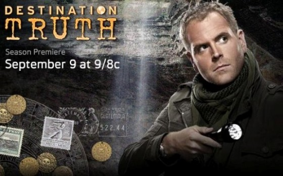 Destination Truth Returns September 09, 2010