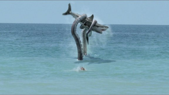 SHARKTOPUS courtesy of SyFy!