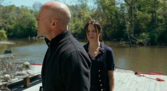 Bruce Willis in RED!