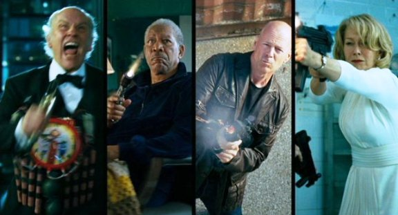 Watch Your Backs: Coming to Get You Helen Mirren, Bruce Willis, Karl Urban, Mary-Louise Parker Extended RED Trailers plus Comic-Con Images!