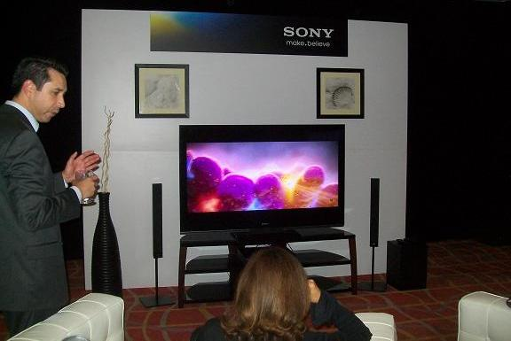 Sony at 3D Entertainment Summit!