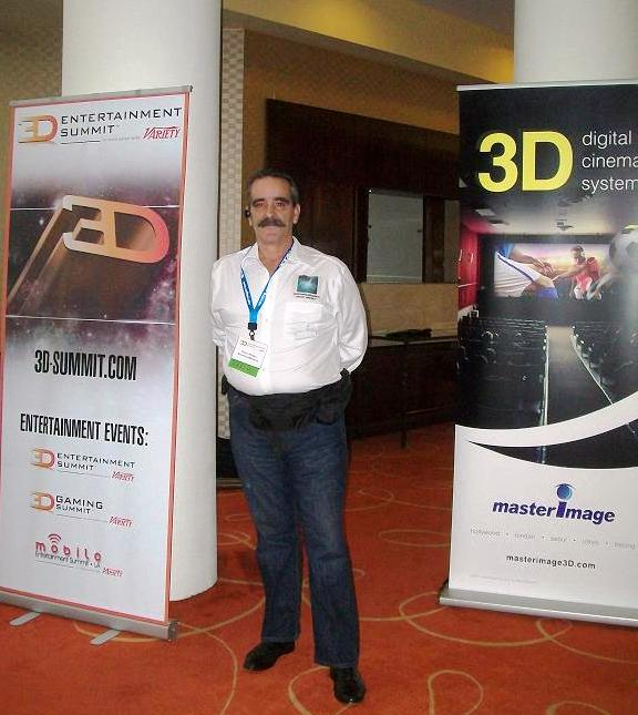 WHR at 3D Entertainment Summit 2010!