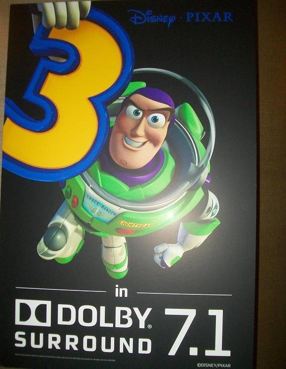 3D Entertainment Summit Dolby Digital 7.1