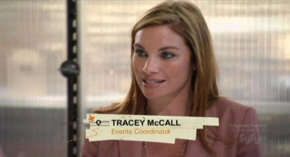 Hollywood Treasure's Tracey McCall