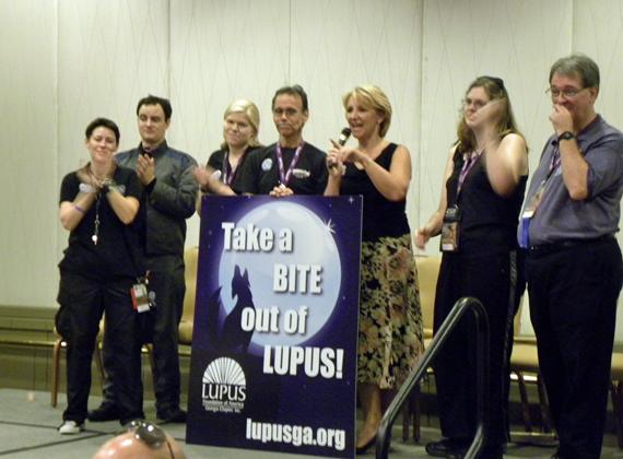 Stargate Multiverse Track Room Auction raises money for Lupus